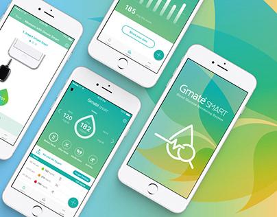 Diabetes Management App UI (Proposal)