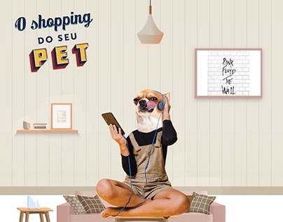 Mirim Pets - Campanha o Shopping do seu Pet