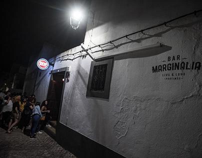 Hybrid Theory at Bar Marginália