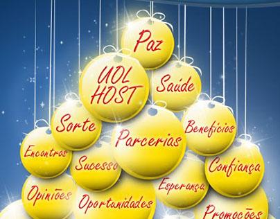 E-mail Marketing especiais, Webdesign, UOL HOST
