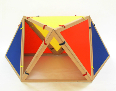 Children variable tent