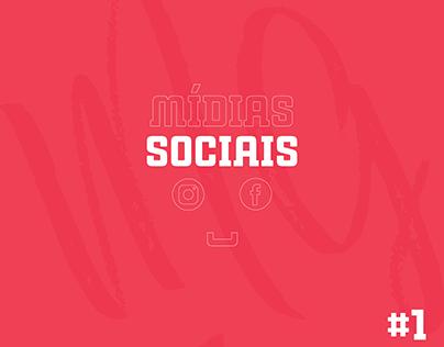 Mídias Sociais #1