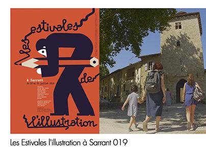 Les Estivales L'illustration Sarrant 2019