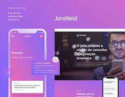JurisHand - App e Web