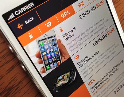 QRshoper App