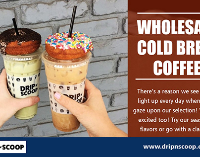 Wholesale Cold Brew Coffee
