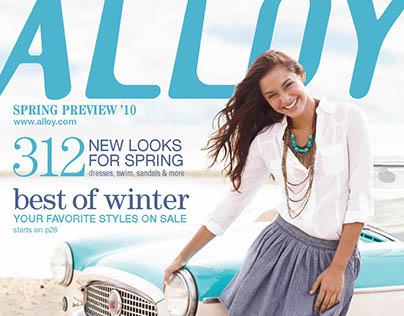 Alloy Catalogue