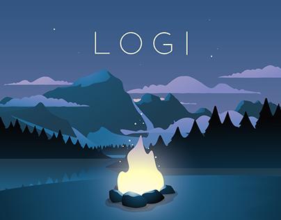 Logi - App for iOS