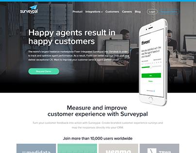 Get Feedback online survey software webdesign