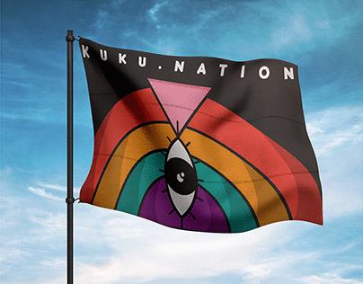 Kuku Nation Flag Design