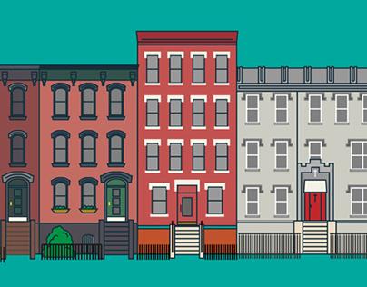 Down & Around Grove Street, Jersey City