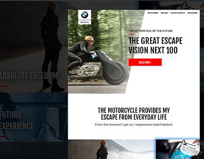 BMW Future Bike Own Concept