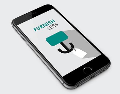 Furnish Less - App