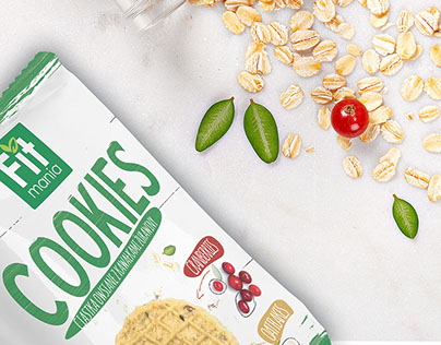 Fit Cookies - oat no sugar cookies