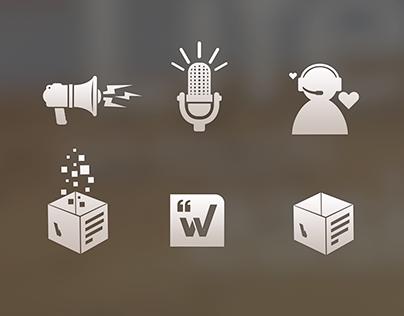 Workiva: Animated Icons
