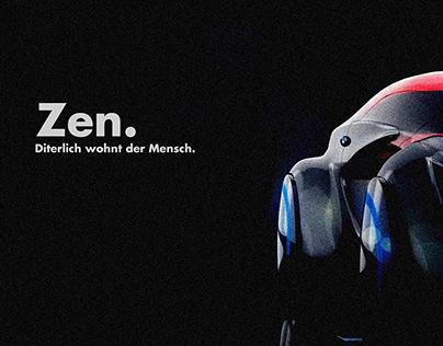 ZEN-vehicle design
