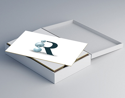 RCMPA - Logo, Packaging and Poster design