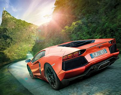 Lamborghini | Calendar 2016
