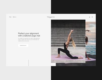 Yogaline – Custom yoga mats