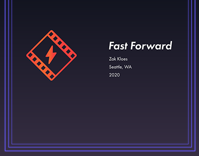 Fast Forward - UX Design Case Study