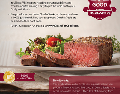 Omaha Steaks Portfolio