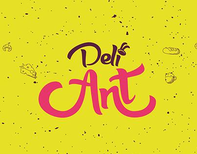 Deli Ant Logo