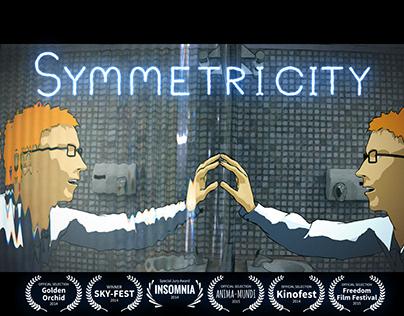 Symmetricity animation short