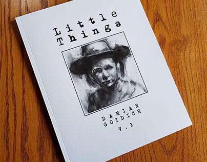 Little Things Art Book Release