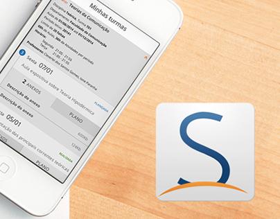Sagres Mobile | App design