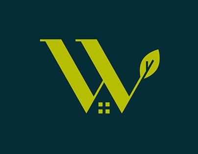 Woods Real Estate Branding