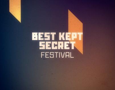 Best Kept Secret Festival Trailer nr. 5