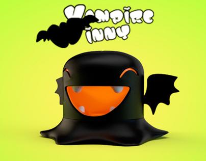 Vampire Winny, glucometer for children