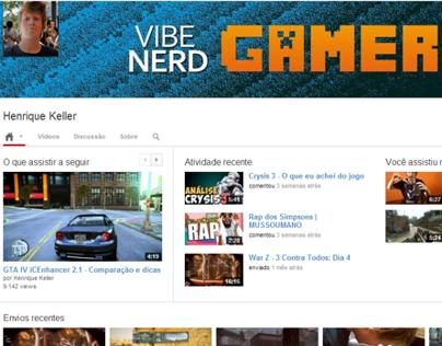 VibeNerd Gamer - YouTube