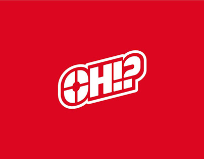 Oh!? - Chocolate Packaging