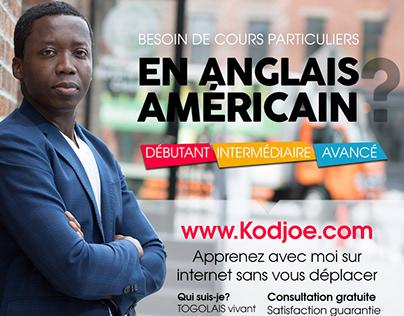 #KodjoEnglish
