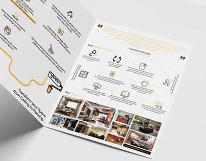 Udwadia Interiors | Stationary Design