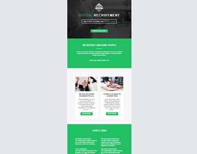 A MailChimp Email Template By Minhazul Asif /CodemanB