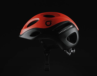 Bike helmet animation