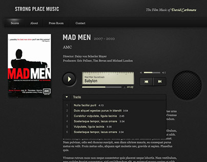 Strong Place Music