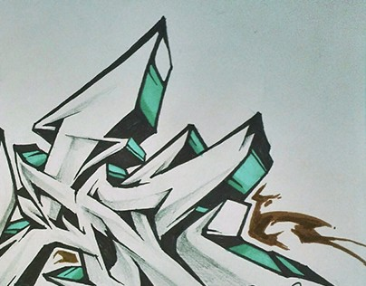 sketches graffiti