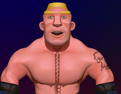 Brock Lesnar #WWE