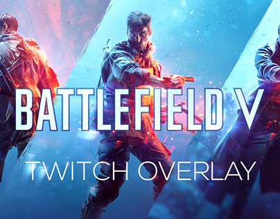 Battlefield V Twitch Overlay