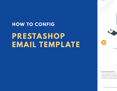 How to Config PrestaShop Email Template - Leotheme