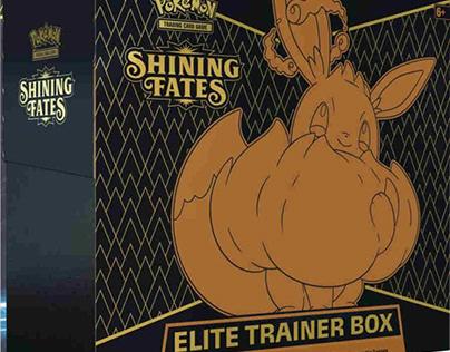 Shining Fates Elite Trainer Box Pre Order