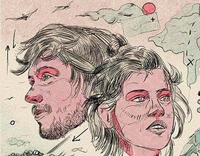 ALÍVIO - DERIVA / Single Cover