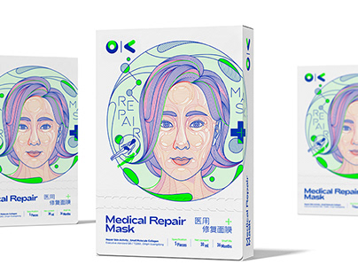 KEYU Medical Repaor Mask