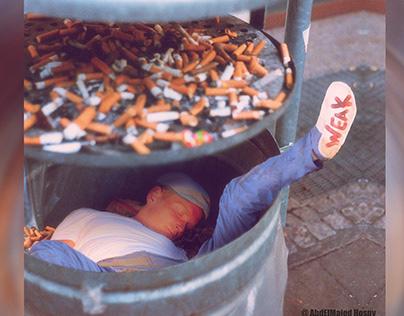 Smokers Warning