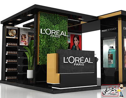 LOREAL PARIS Booth