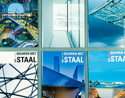 Diverse Magazines/jaarverslagen/omslagen/brochure/flyer
