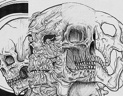 Everything with Skulls Vol.III